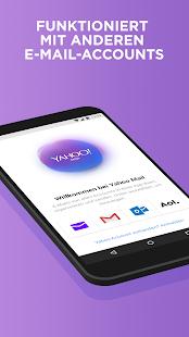Yahoo Mail – Sei organisiert Screenshot