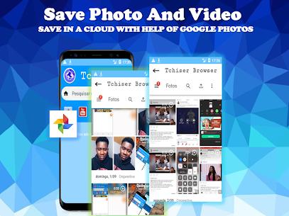 Tchiser – Internet explore & Web Browser Apk Latest Version Download For Android 6