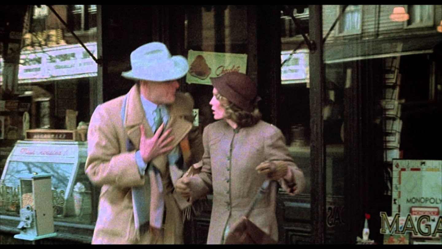 An analysis of fantasy and reality in woody allens purple rose of cairo
