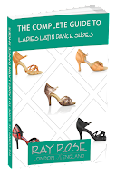Ladies Guide To Latin Dance Shoes