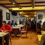 Alpen Resort breakfast in Zermatt, Valais, Switzerland