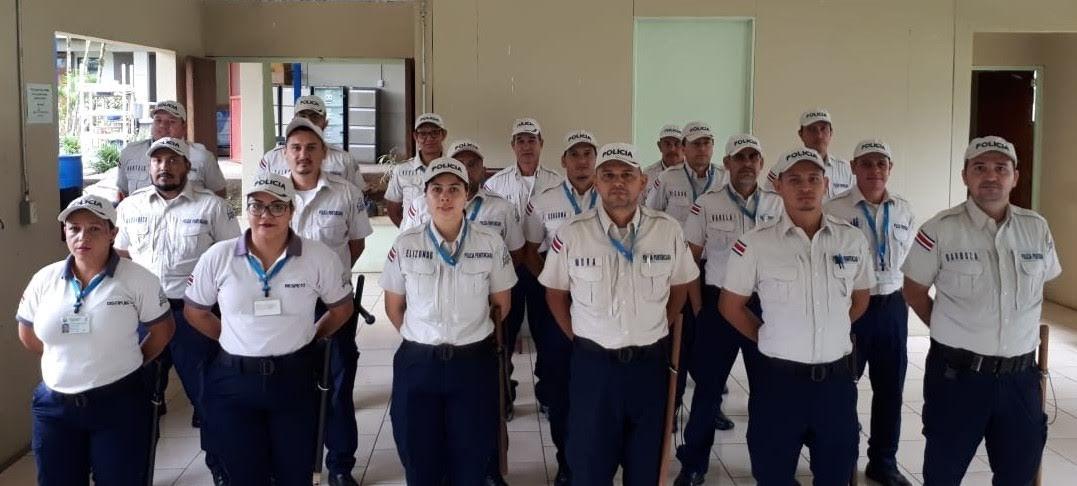 Imagen LA VALENTÍA DE UN GRUPO DE POLICÍAS PENITENCIARIOS SALVÓ VIDAS EN PÉREZ ZELEDÓN