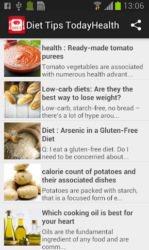 Diet Tips -TodayHealth