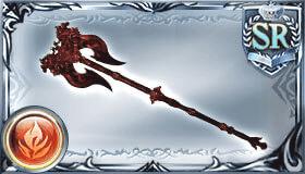 赤き依代の杖