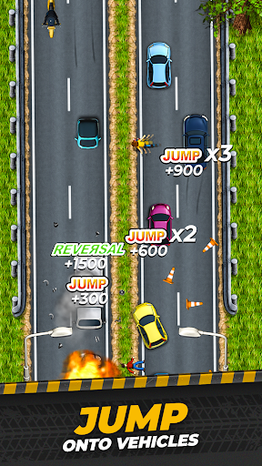 Freeway Fury: Alien Annihilation 1.0.2 screenshots 1