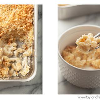 Blonde Macaroni and Cheese Recipe