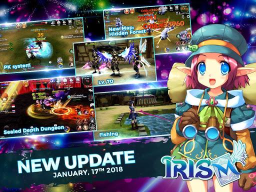 IRIS M - MMORPG 2.33 screenshots 10