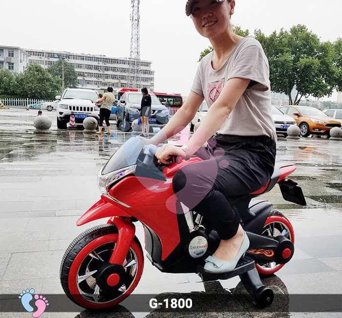 Xe mô tô điện trẻ em g1800 20