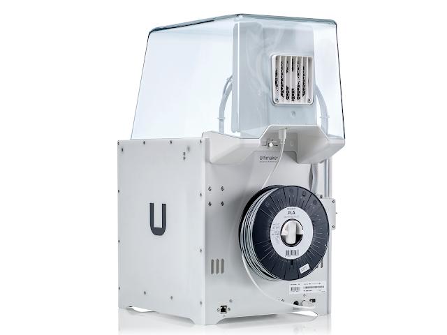 Ultimaker 2+ Connect 3D Printer
