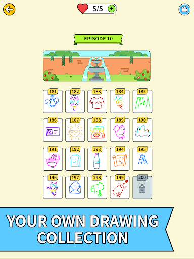 Draw Story - screenshot