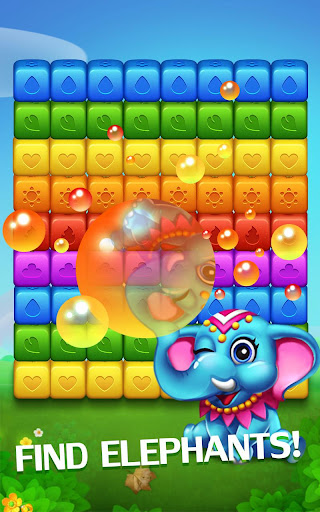Happy Fruits Bomb - Cube Blast 1.8.3935 screenshots 9