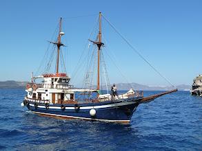 Photo: notre bateau pour l'excursion