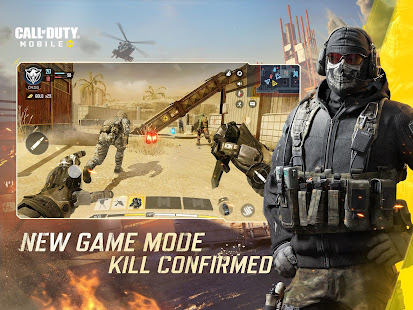 Game Call of Duty®: Mobile - Garena 1.6.13 APK for iPhone