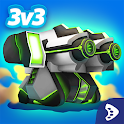 Tank Raid Online 2 - 3D Galaxy Battles icon