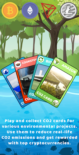 CO2 Cards - Play & reduce real-life CO2 emissions! apktram screenshots 3