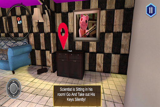 Roblox Haunted House Obby Wiki Scary Alpha Piggy Granny House Roblox S Mod Apk By Belghazzi Game Robux Wikiapk Com