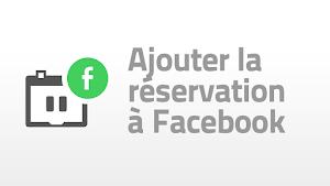 ajouter la prise de rendez-vous sur Facebook