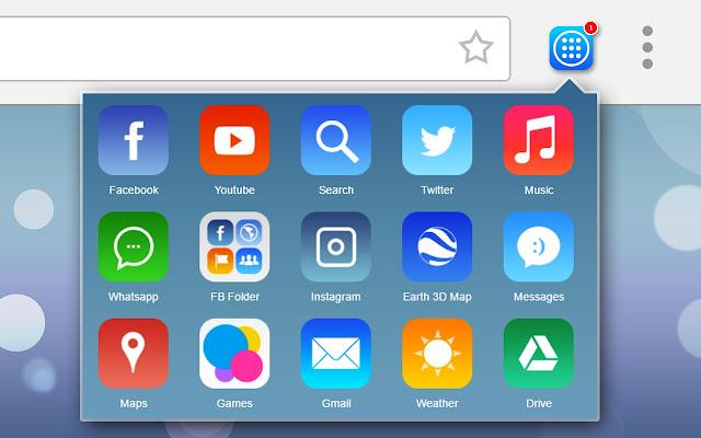 Web Apps: Quick Links - Chrome Web Store