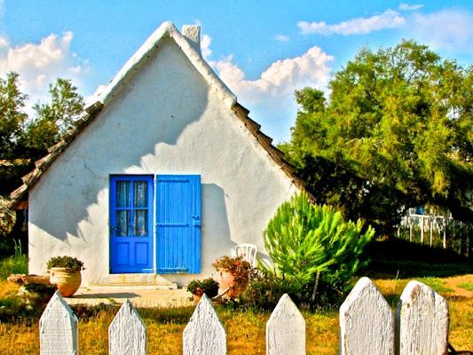Antica casa di pescatori in Camargue di mauro56