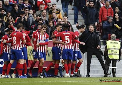 Un ancien Courtraisien dans le viseur de l'Atlético Madrid