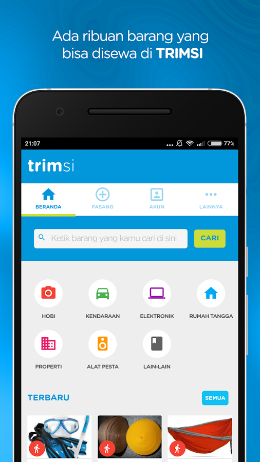 TRIMSI- screenshot