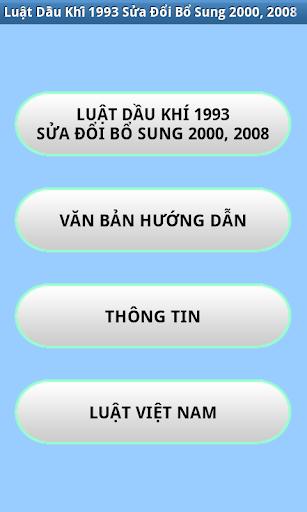 Luat Dau khi 1993 SDBS 2008