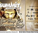 Summit presents New Years Eve Masquerade Party : Summit Grill and Skybar Menlyn