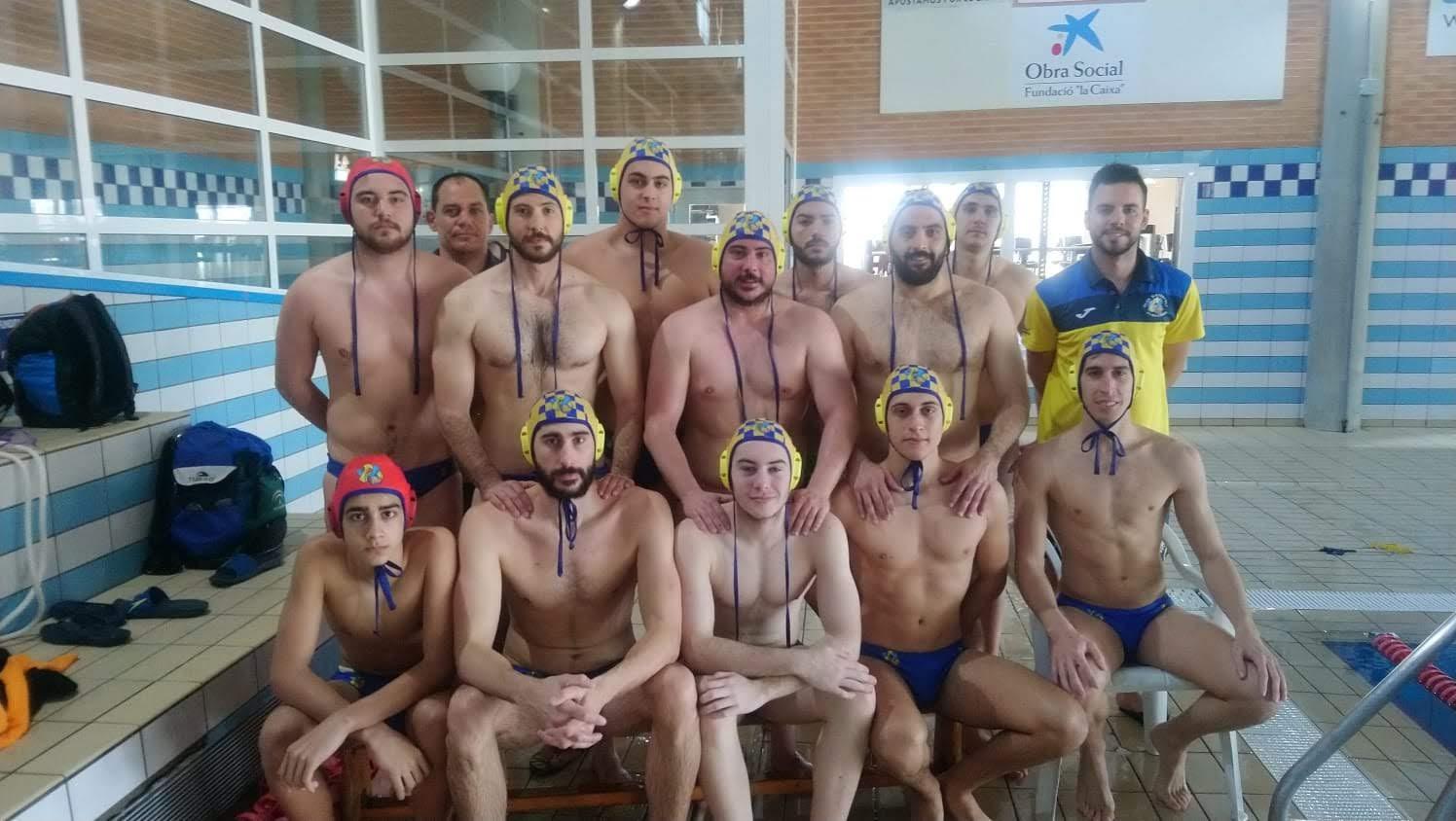 Los dos equipos del Waterpolo Algeciras juegan las finales de la 1ª y 2ª División Andaluza