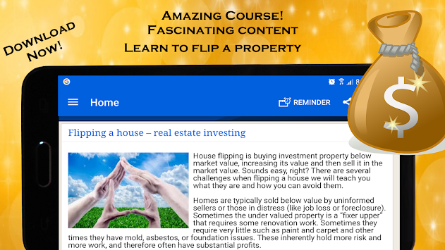 House Flipping - Real Estate Investment Course