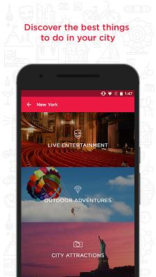 Headout - Your City On Demand - screenshot
