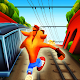Subway Crash Jungle Fox Bandi. 3D Game Adventures