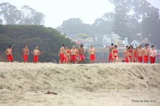Photo: (Year 3) Day 22 - A Group of Junior Lifeguards