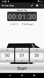 App Tea Time - Kitchen Timer APK for Windows Phone