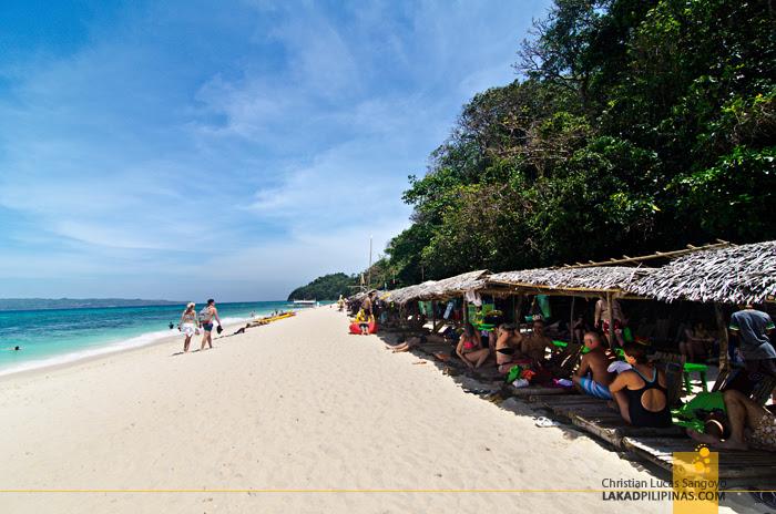 Puka Beach Huts Boracay