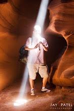 Photo: Antelope Canyon, Arizona (AZ), USA