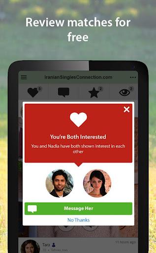 IranianSinglesConnection - Iranian Dating App 2.1.6.1561 screenshots 11