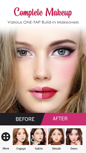 Face Makeup Camera - Beauty Makeover Photo Editor 1.0.0 screenshots 1