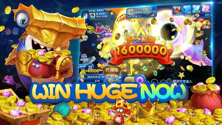 Fish is Coming: Best 3D Arcade screenshot