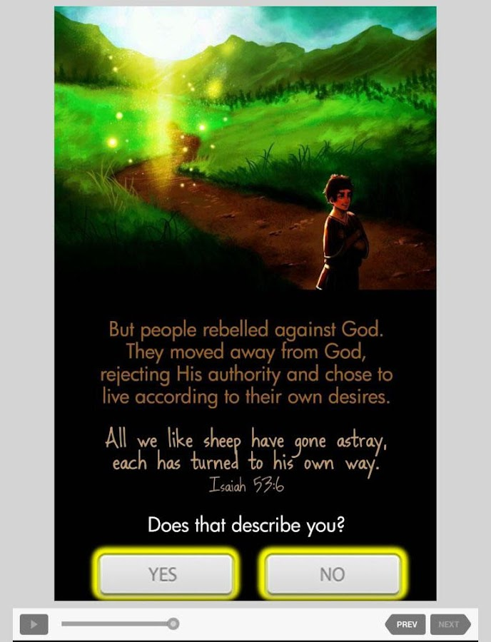 BackwithGod- screenshot