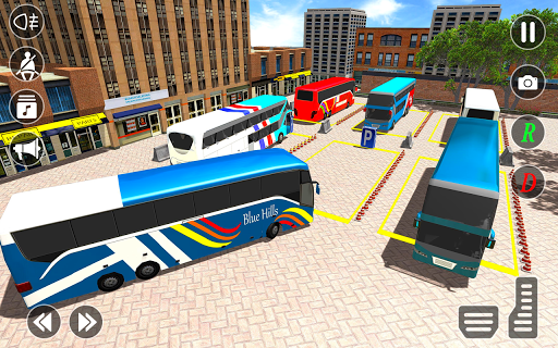 Real Bus Parking: Parking Games 2020 apkslow screenshots 2
