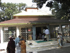 Photo: The Primary Worship Temple of Baba Lokenath at  Baradi Dham in Baba's original abode