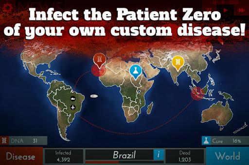 Infection Bio War Free screenshot 1
