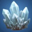 水晶の原石