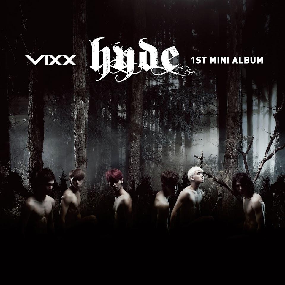 VIXX 1st MINI COVER ONLINE