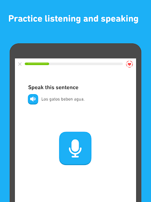 Duolingo: Learn Languages Free screenshot for Android