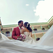 Wedding photographer Luis Sarmiento (luissar). Photo of 30.11.2016