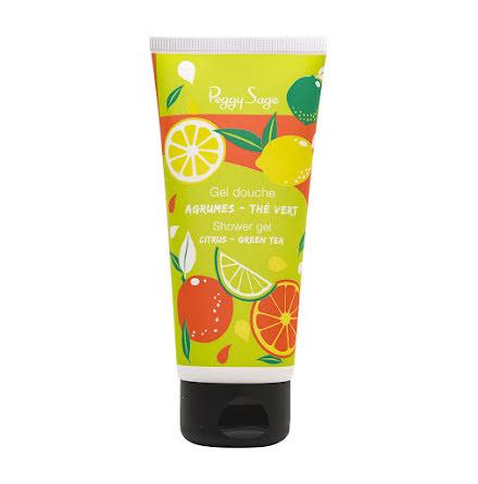 Dusch gel citrus / grönt te 100ml