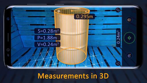 AR Ruler App u2013 Tape Measure & Cam To Plan 1.2.7 screenshots 3