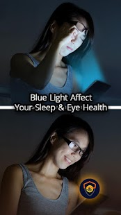 Night Filter – Blue Light Filter for Eye care Screenshot