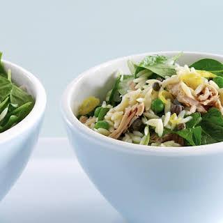 Zesty Tuna Salad.